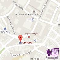 Opticeo Opticien, 18 rue Centre 31770 Colomiers Adresse